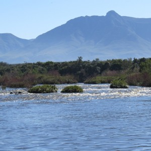 The Breede River flows through Bontebok, a good spot for sigthing birds. Picture by Anton Odendal