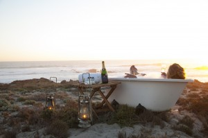 Chiefs Luxury Mobile Tented Camps-Namaqua National Park-Bathtub-CourtChiefs Luxury Mobile Tented Camps-1