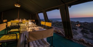 Chiefs Luxury Mobile Tented Camps-Namaqua National Park-Bathtub-CourtChiefs Luxury Mobile Tented Camps-5