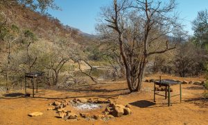 The morning after a braai under the stars at Doornkraal campsite. Photo by Roxanne Reid.