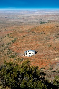 Embizweni cottage is remote, the perfect place to escape big city noise.