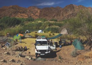 Richtersveld Time To Relax. Picture by Bruce Stevens - May 2015