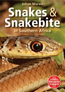 Snakes & Snakebite in Souther Africa-Johan Marias