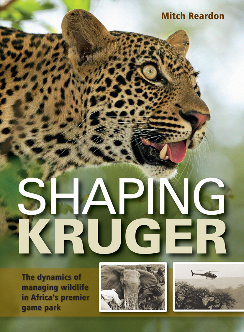 Shaping Kruger-Cover