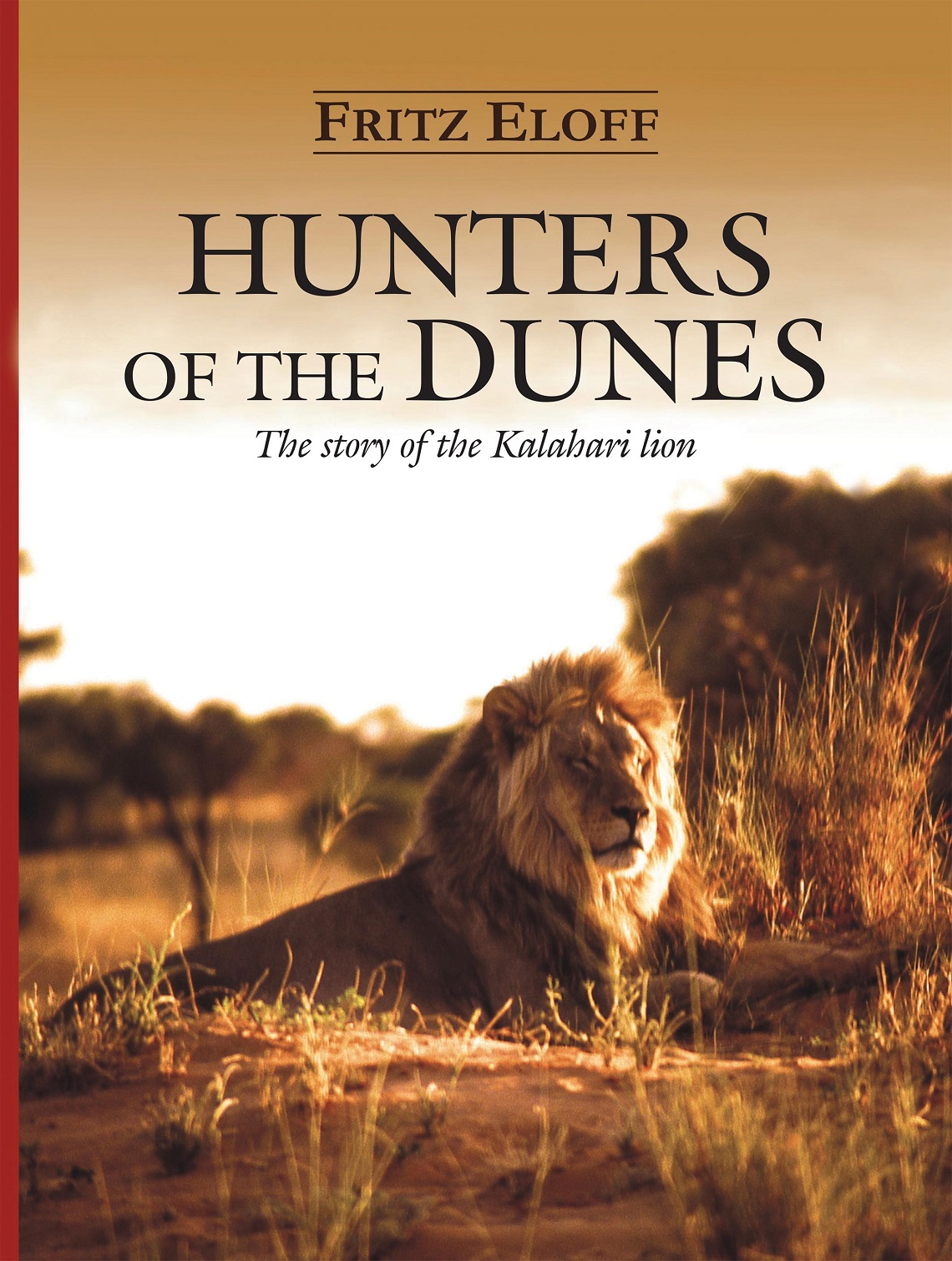 Hunters of the dunes Omslag.indd