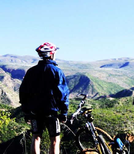 Wild Corridor MTB Tour 2016: Cycle for conservation