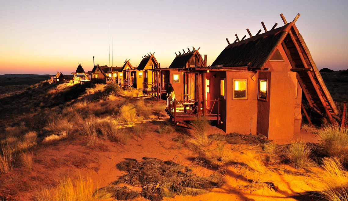 Explore the Kgalagadi and win big!