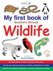 My First Book of Southern Africa Wildlife