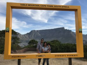 Reshma Deva-Toddler travel-Table Mountain