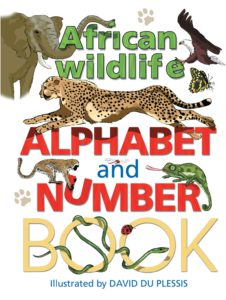 African Wildlife Alphabet and Number Book-min