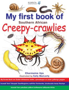 My First Book of Southern African Creepy-crawlies-min