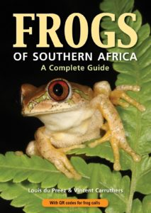 Frogs of Southern Africa-COVER-min