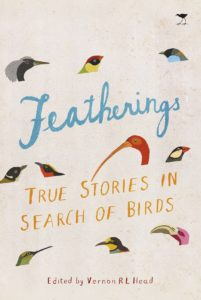 Featherings-True stories in search of birds-cover-min