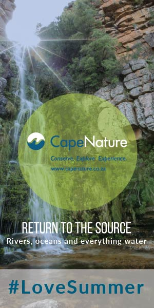 CapeNature December 2018 Halfpage
